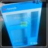 2014 Hot sale plastic headphone packaging box