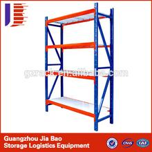 Sales promotion adjustable metal storage rack/steel rack/vertical rack