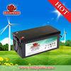 On promotion:Deep cycle solar 12V AGM 230Ah Battery