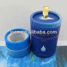 Cosméticos tubo de papel para botellas, Arte de papel tubos para vidrio de aceite esencial botella 10 ml 15 ml 30 ml 50 ml