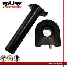 BJ-THS-001 OEM aluminum black loncin motorcycle parts throttle settle handle bar