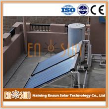 New Design Durable Direct Flow Mini Evacuated Tube Solar Collectors