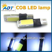 Hiway car lights T10 COB LED light bulbs number plate light auto parts car accessories