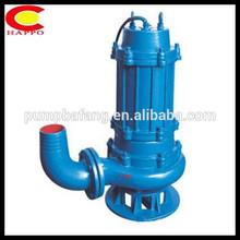 WQ non-clogging high pressure centrifugal submersible pump