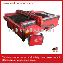 Naik table cnc plasma cutter for sale with DSPcontrol systemTC-1325