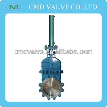 Hydraulic Non-rising Stem Knife Gate Valve
