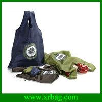Foldable shopping nylon tote bags