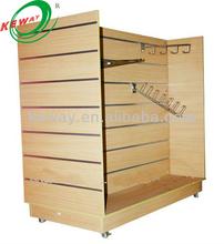 Display Rack Hooks for Shelf