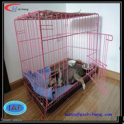 Design wire iron dog cage