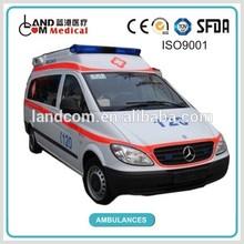 MERCEDES-BENZ Intensive Care Ambulance