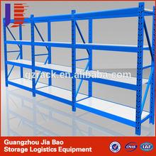 Sales Promotion Adjustable Industrial Stack Steel Shelves / Light Duty Storage Warehouse Grocery Metal Vertical Rack For Sales