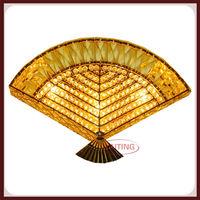 Nice appearance crystal led wall light