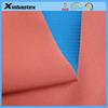 waterproof fabric 75D 4 way stretch fabric+TPU flim +30D/36F rib knit fabric