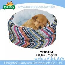 Linen Fabric Cheap Printing Memory Foam Dog Bed,Luxury Handmade Dog Bed
