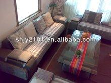 2014 New Designs Cotton Sofa Cover for USA Market
