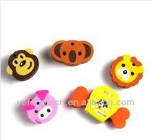 Small Animal Eraser / shape promotional eraser / school award eraser
