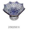 Chinese Antique Furniture Ceramic Plate