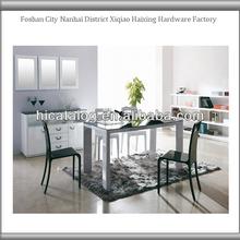 2014 hot sales dining room furniture sets white