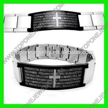 2015 bulk wholesale high class religion bracelet manufacturer