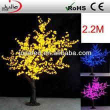 New design yellow christmas Led Tree Light