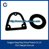 Custom silicone rubber shoulder washer