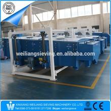 high screening accuracy large vibrating screen