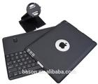 hot sale 360 degree rotating wireless bluetooth keyboard with detachable for ipad 2 3 4 new ipad
