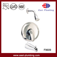 Cupc Delta faucet bath and shower brass faucet and mixer F9609
