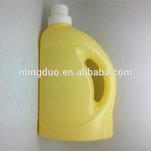 2500ml liquid detergent plastic bottle