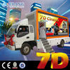 truck mobile 7d cinema manufacturers from China