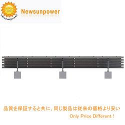 40panels Aluminum Solar Panle Mounting