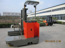 Rogone brand 1.5t/2.0t Side lift Loading Electric Forklift(very narrow aisle )