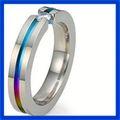 caliente china anillos de boda gay de fábrica al por mayor