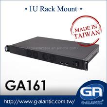mini itx case 1u Rack Mount 19 inch Computer Case- GA161
