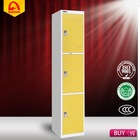Light yellow color steel locker Selangor, metal locker