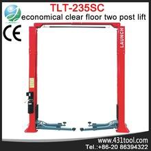 Lançamento TLT235SC 2 Post placa elevador ferramentas utilizadas para oficina mecânica uplift