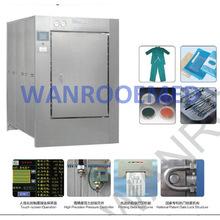 YG series Pulsating Vacuum Double Door Steam Sterilizer