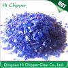 Hichipper cobalt blue bottles glass aggregate