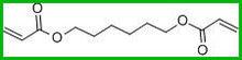 High quality active UV monomer HDDA 1,6-Hexanediol diacrylate for UV resin