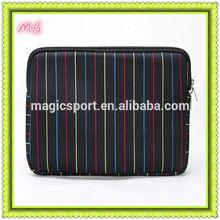 waterproof neoprene laptop bag with heat transfer printing