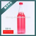 600ml de plástico botella de agua