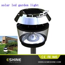 high end solar led lawn garden light,2013 high quality solar garden lawn light outdoor garden and lawn light with CE ROHS