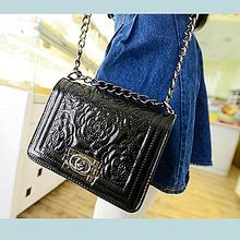 ladies cross body bags small pu bag wholesale bags flower handbag trendy hobo handbag SY5378