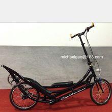 new design horizontal exercise bike/fitness equip street strider elliptical bike