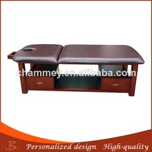 super value hot sell full body massage wood beauty couches bed for sale