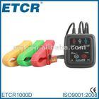 ETCR1000D Portable Multi-function Analog 3 Phase Sequence Rotation indicator Leds