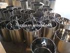 stainless steel stock pot,beer barrel,keg,industrial cookware