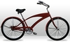 26 inch hot sale colorful steel chopper bike/ beach cruiser bike/chopper bicycle for sale
