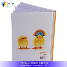 Best Quality Colorful Hardcover Book Printing Service