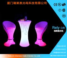 Manufacturer for LED bar furniture,Waterproof,luxury LED bar table,fantastic bar counter